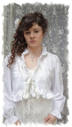 Mori Girl Boho Chic Clothing Downton Abbey by BerthaLouiseDesigns, $59.95