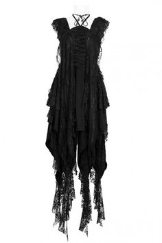 Punk Rave Dress Gothic Witch                                                                                                                                                                                 Mehr