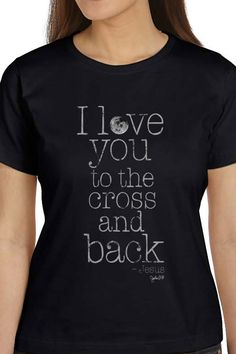 To The Cross And Back Missy Tee