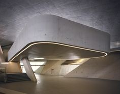 Maritime Terminal in Salerno by Zaha Hadid Architects