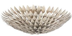 This type of flush mount is chosen for its particular design, which is commonly found in vacation homes, or homes that evoke the feeling of warmth all year around, which is what the Crystorama Lighting 507-SA_CEILING Flush Mounts Broche 6-Light Antique Silver aims for. Call 888-752-5448 and Get the Lowest Price in the Market.