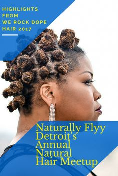 Good Life Detroit | Naturally Flyy Detroit Hosts Annual Natural Hair Meetup | http://goodlifedetroit.com