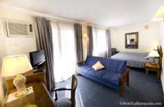 Habitación grande. Big room Hotel La Barracuda Torremolinos