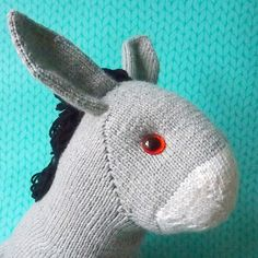 Ravelry: Duncan the Donkey pattern by Browneyedbabs