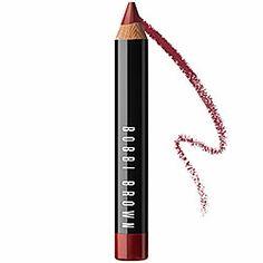 "Bobbi Brown - Art Stick $26 ""Cassis"" - warm garnet red"