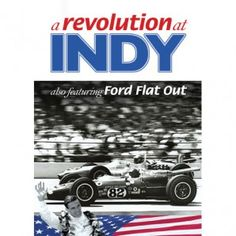 REVOLUTION AT INDY 500 DVD. Member Price: $24.95
