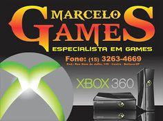 MARCELO GAMES ESPECIALISTA EM GAMES