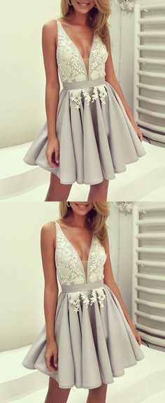 gray homecoming dress,homecoming,2017 homecoming dress,homecoming dresses