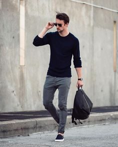 Cool Street Style For Men.. #mens #fashion #style