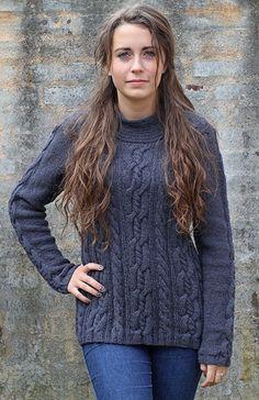 Islandsk trøje - Kvinder - Annette Danielsen