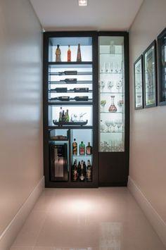Nook for bedrooms Interior Decorating, Apartment Bar, Home Bar Designs, Home Decor, Bars For Home, Bar Interior, Mini Bar, Bathrooms Remodel, Pantry Decor