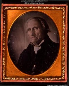 The oldest born person ever photographed. He was 103 when his picture was taken in 1852. Conrad Hayer, a New England-dwelling vet of the American Revolution, and this is the only photo known to exist of a revolutionary soldier.
