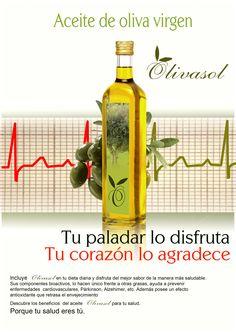 Propuesta Diseño publicitario de aceite, con logotipo incluido