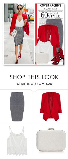 """""""Last Minute Date"""" by tesoro-mia ❤ liked on Polyvore featuring Elizabeth and James, WithChic, La Regale, Gianvito Rossi, women's clothing, women, female, woman, misses and juniors"""