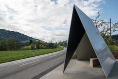 Gallery of BUS:STOP Unveils 7 Unusual Bus Shelters by World Class Architects - 3