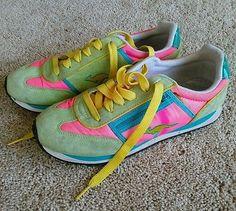 KangaROOSHINU - Trainers - neon yellow VAyDrat7