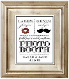 Gatsby Party - Photo Booth