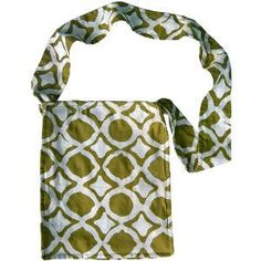 Fair Trade Calico Shoulder bag :$23