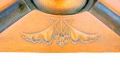 WMF Art Nouveau Vintage copper candlestick by nanascottagehouse, $95.00