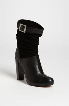 Nordstrom Anniversary Sale- LOVE IT! I'm loving this boot right now. Rachel Zoe 'Claudia' Boot (Nordstrom Exclusive) available at Heeled Boots, Bootie Boots, Shoe Boots, Evening Shoes, Pretty Shoes, Winter Shoes, Mid Calf Boots, Pumps, Heels