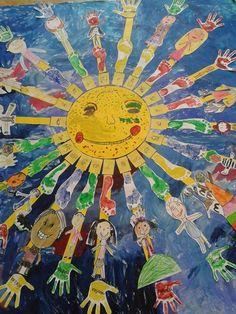 Art For Kids, Crafts For Kids, Preschool Projects, Inner Child, Art Education, All Art, Sculpture Art, Art Photography, Kindergarten