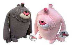 Limited-Edition Mitch is the Latest Addition to the Neon Monster Family #kids #toys trendhunter.com