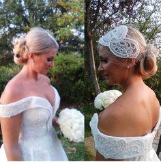 Zaphira Νυφικό Χτένισμα www.gamosorganosi.gr Lace Wedding, Wedding Dresses, One Shoulder Wedding Dress, Fashion, Bride Dresses, Moda, Bridal Gowns, Fashion Styles, Weeding Dresses