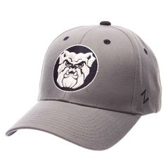 a42f4e53014 Butler Bulldogs Zephyr Competitor Structured Adjustable Hat - Gray