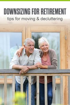 How to Downsize for Retirement Downsizing for Retirement: Tips for Moving & Decluttering. Though it can sometimes be overwhelming, preparing. Retirement Strategies, Retirement Advice, Happy Retirement, Retirement Planning, Retirement Cards, Moving House Tips, Moving Tips, Downsizing Tips, Preparing For Retirement