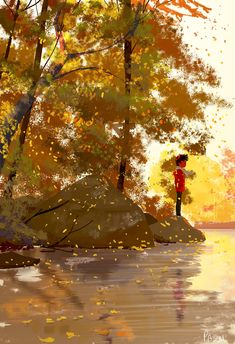 Autumn breeze #pascalcampion