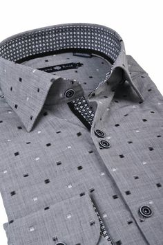 African Men Fashion, Mens Fashion, Gents Shirts, Mens Printed Shirts, Men Dress Up, Formal Shirts For Men, Mens Designer Shirts, Simple Shirts, Men Style Tips