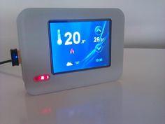 Rasberry Pi thermostat