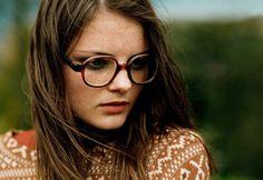 glasses x