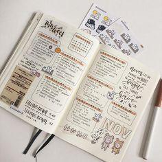 Bullet journal aesthetic diary page layout highlighters pens cute kawaii da Bullet Journal School, Bullet Journal Weekly Layout, Bullet Journal Aesthetic, Bullet Journal Notebook, Bullet Journal 2019, Bullet Journal Spread, Bullet Journal Inspo, Bullet Journals, Journal Inspiration