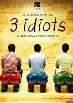 3 Ahmak — 3 Idiots | 720p Türkçe Altyazılı HD izle muhteşem kesin izlenmeli Hint filmlerine bayılırım mühendis olan olmayan izlesin...