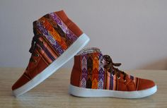 ETHNIC SHOES SNEAKERS Hippie sneakers Ethnic por MISIGABRIELLA, €50.00