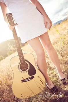 I want to do a photo like this with my guitar
