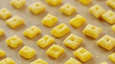 Get this all-star, easy-to-follow Homemade Cheddar Crackers recipe from Ree Drummond
