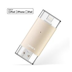 OMARS [Apple MFI Certified] OMARS® Irisation USB Flash Drive 64GB with Lightning Connector Memory Expansio No description (Barcode EAN = 0714449899520). http://www.comparestoreprices.co.uk/december-2016-4/omars-[apple-mfi-certified]-omars®-irisation-usb-flash-drive-64gb-with-lightning-connector-memory-expansio.asp