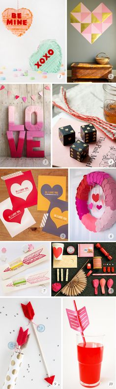 Come back to check this blog! - 10 Great Valentine's Day DIY Projects // Bubby and Bean