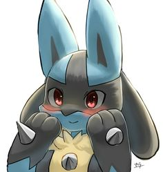 Best Pokemon Ever, Cool Pokemon, Pokemon Stuff, Pokemon Images, Pokemon Pictures, Kawaii, Blue Dog, Catch Em All, Digimon