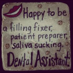 The dental assistant in me still loves this! wish i never would of given it up!