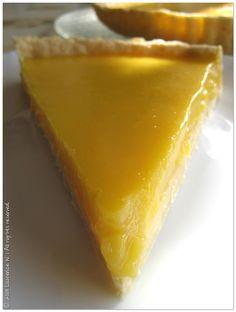 Délicieuse tarte à l'orange facile (à décliner en tarte au citron)
