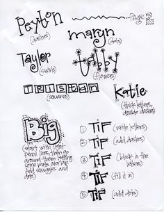 fun types of writing