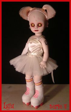 My favourite living dead doll! (Gee I wonder why)