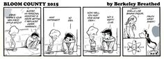 Bloom County 2015 - 11 August 2015