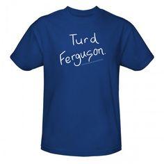 Saturday Night Live Turd Ferguson T-Shirt