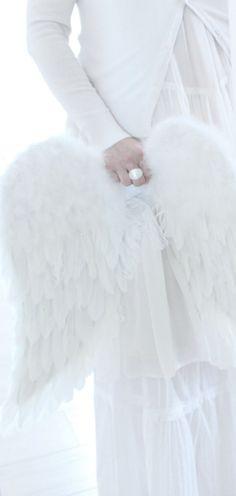Angel white.