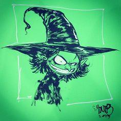 Wicked Witch #WizardWorldChicago