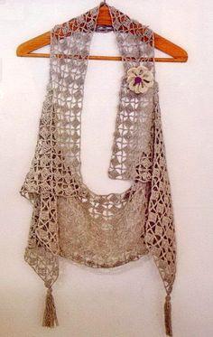 Crochet Patterns Vest Stylish Easy Crochet: Crochet Vest Free Pattern For Women - Stylish And Easy Gilet Crochet, Crochet Jacket, Crochet Cardigan, Crochet Scarves, Crochet Shawl, Crochet Clothes, Crochet Vests, Crochet Cape, Crochet Edgings